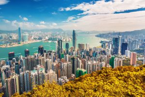 Đặt vé máy bay Đà Nẵng đi Hong Kong giá rẻ
