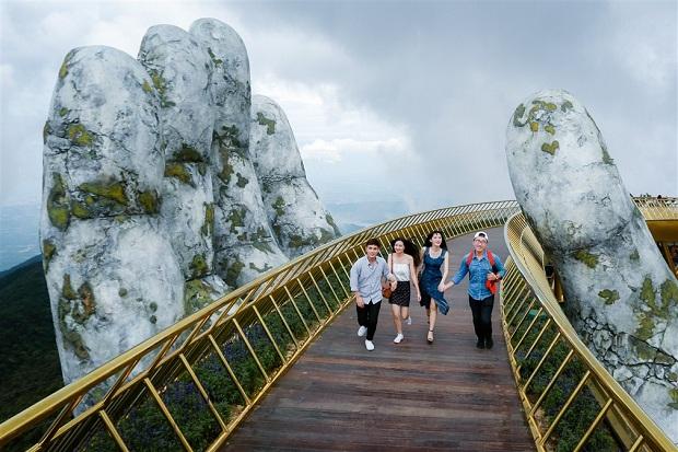 Vé máy bay đi Đà Nẵng Bamboo Airways cùng bạn khám phá trọn vẹn Bà Nà Hills