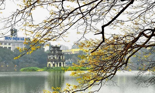 Đặt vé máy bay đi Hà Nội Bamboo Airways khám phá trọn vẹn vẻ đẹp thủ đô