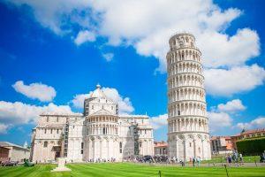 Vé máy bay đi Pisa, Ý giá rẻ