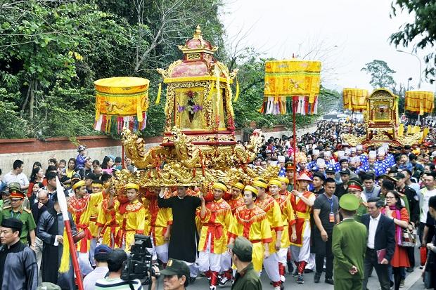 Nhiều lễ hội truyền thống vẫn được duy trì, bảo tồn ở Quảng Ninh
