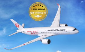 Đặt vé máy bay hãng Japan Airlines giá rẻ