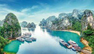 Vé máy bay từ Sài Gòn đi Vân Đồn