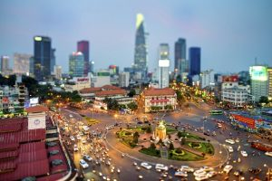 Vé máy bay từ Vân Đồn đi Sài Gòn