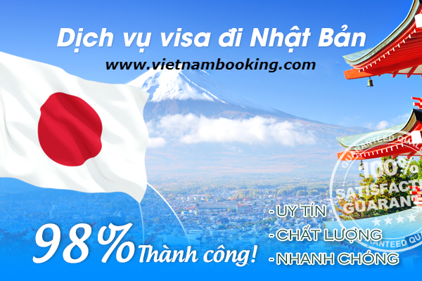 Dịch vụ làm visa đi Nhật Bản