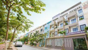 Khách sạn – căn hộ Hana Bắc Ninh