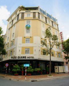 Khách sạn Hậu Giang, Cần Thơ