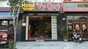 Khách sạn Vy Quý Phú Yên