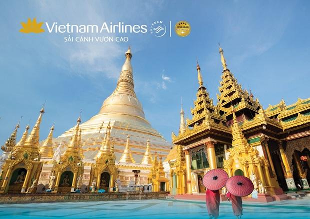 Đặt vé máy bay khuyến mãi Vietnam Airlines hôm nay để nhận được mức giá tốt nhất từ hãng