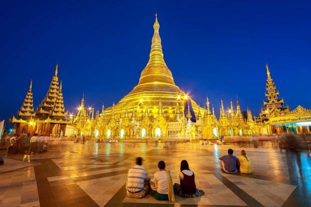 Đặt vé máy bay Vietnam Airlines khuyến mãi đến Yangon chiêm ngưỡng chùa Vàng