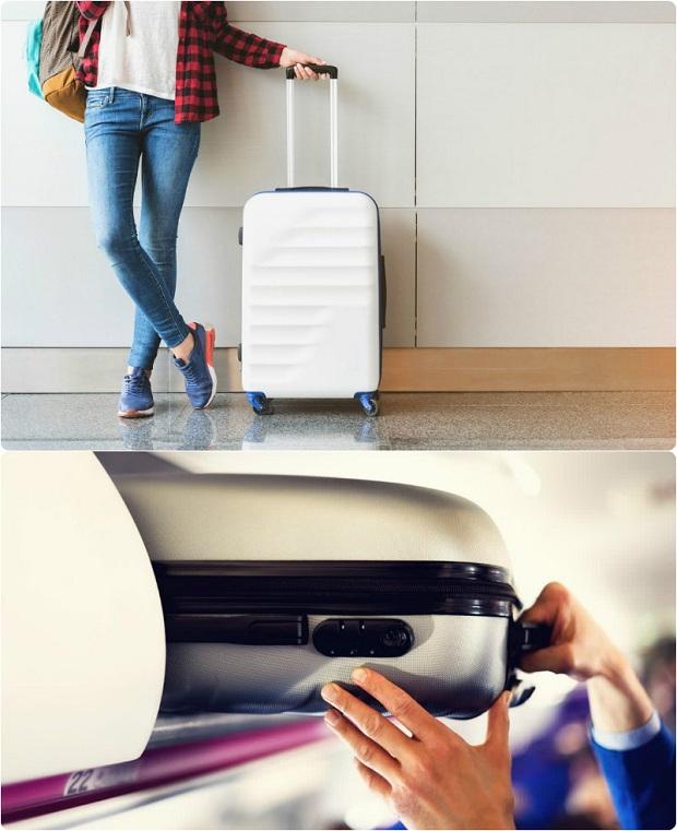 Hành lý xách tayi của Bamboo Airways