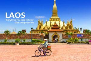 Tour du lịch Lào 4 ngày 3 đêm | Chiêm ngưỡng vẻ đẹp KRATIE – STUNGTRENG – PAKSE – CAO NGUYÊN BOLOVEN