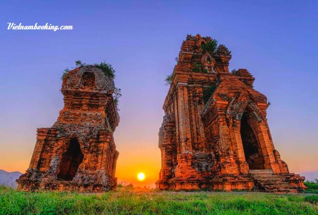 Tour du lịch Quy Nhơn – Phú Yên 4 ngày 3 đêm | Mùa hè sôi động ở xứ Hoa vàng cỏ xanh