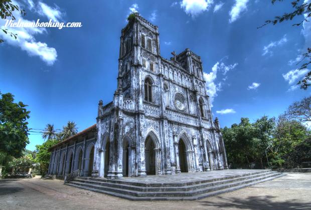 tour du lịch Quy Nhơn - Phú Yên 4 ngày 3 đêm