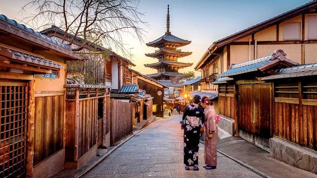 Đặt vé máy bay khứ hồi đi Nhật Bản để có giá tiết kiệm nhất