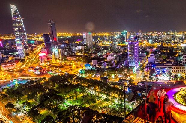Vé máy bay từ Singapore về Việt Nam du lịch TP HCM