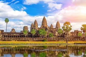 Đặt vé máy bay đi Campuchia giá rẻ