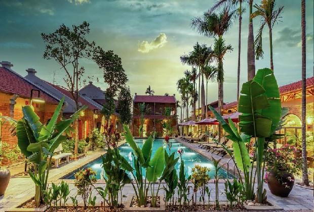 Khách sạn Ninh Bình 3 sao