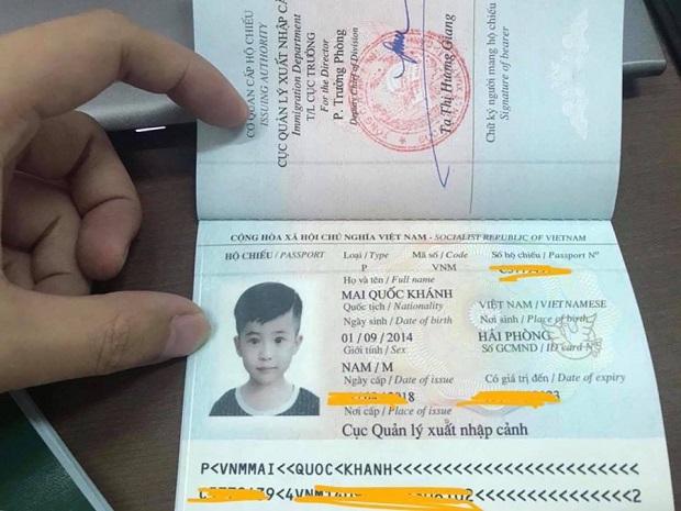 thủ tục xin visa đi Đài Loan cho trẻ em