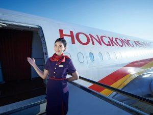 Cách đổi vé máy bay Hong Kong Airlines
