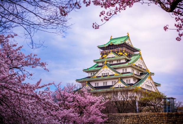 Nhật Bản vào mùa xuân