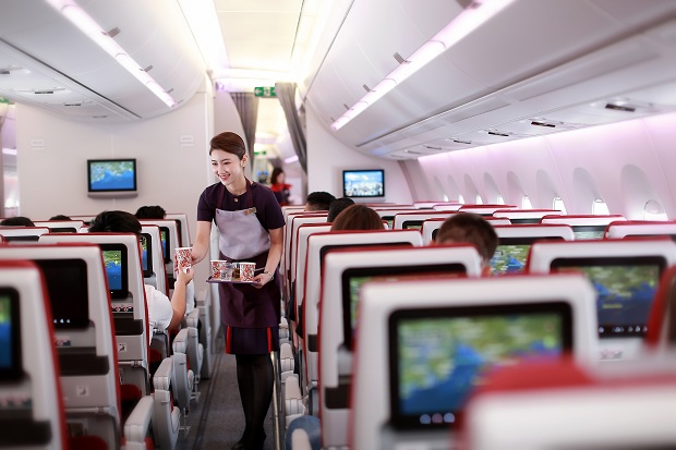 Dễ dàng tìm được vé máy bay Hong Kong Airlines giá rẻ nhất tại đại lý, phòng vé của hãng tại Việt Nam