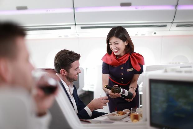 Dễ dàng đổi trả vé tại văn phòng đại diện Hong Kong Airlines ở Việt Nam