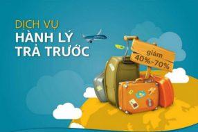 Hành lý trả trước Vietnam Airlines