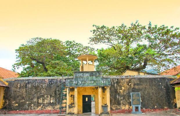 Khách sạn Côn Đảo - nhà tù