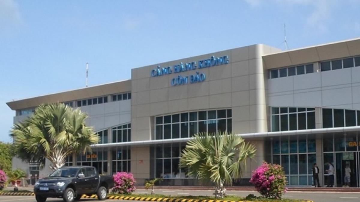 Sân bay - khách sạn Côn Đảo