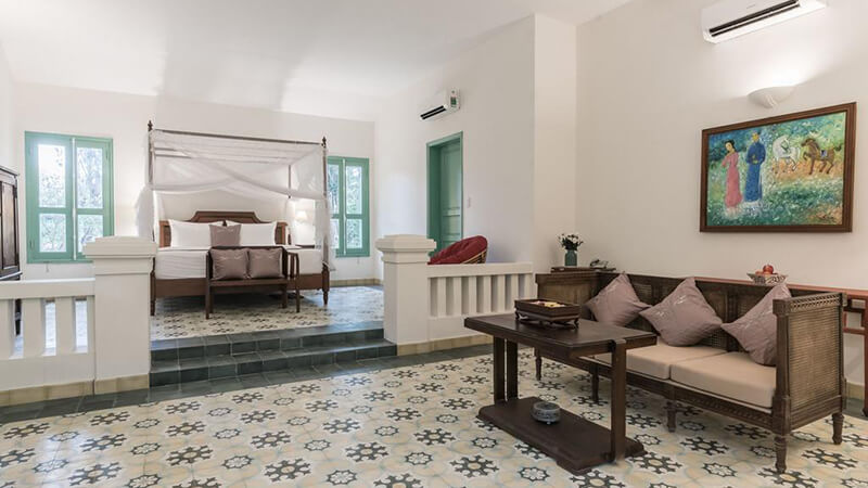 Poulo Condor boutique resort & spa - Khách sạn Côn Đảo