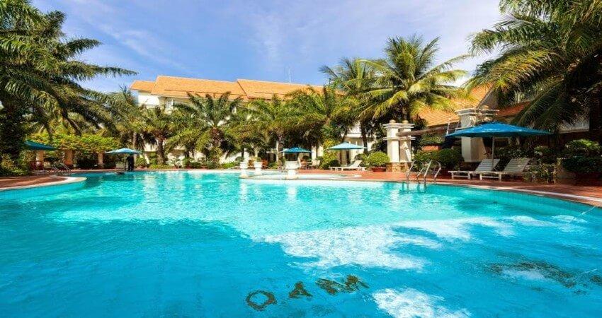 Khách sạn Côn Đảo - Sài Gòn & Côn Đảo resort