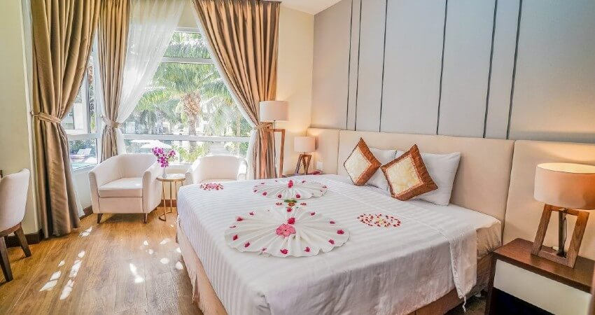 Khách sạn Côn Đảo - Sài Gòn resort
