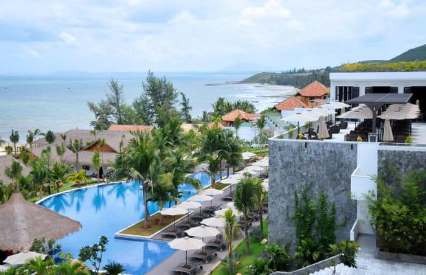 Khu nghỉ dưỡng The Cliff - khách sạn Phan Thiết