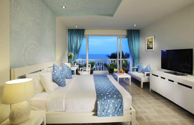 Khu nghỉ dưỡng The Cliff một trong những khách sạn Phan Thiết