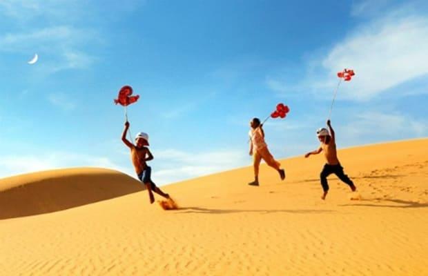 khách sạn Phan Thiết gần đồi cát vàng