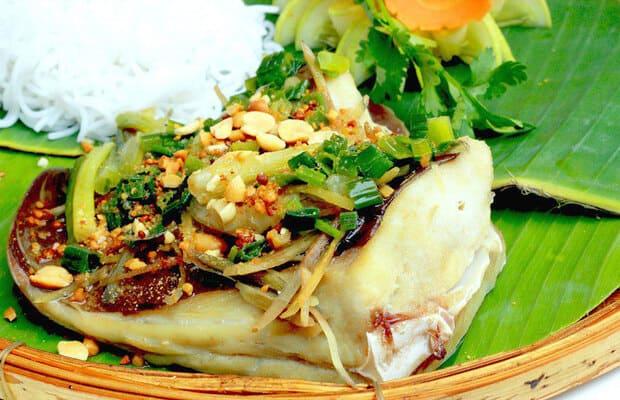 Khách sạn Phan Thiết - cá lồi xối mỡ