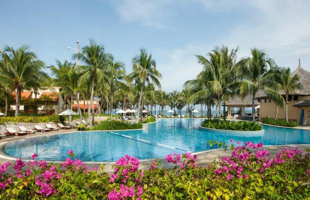 khu nghỉ dưỡng Pandanus - khách sạn Phan Thiết