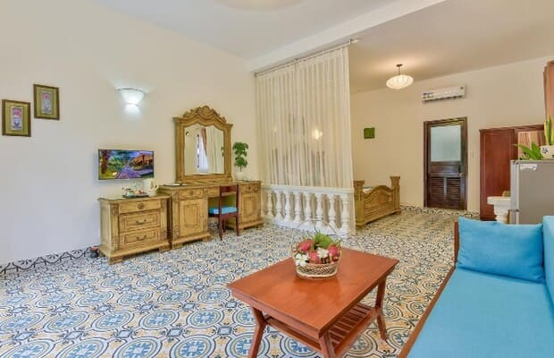 Ravenala Boutique Resort - khách sạn Phan Thiết