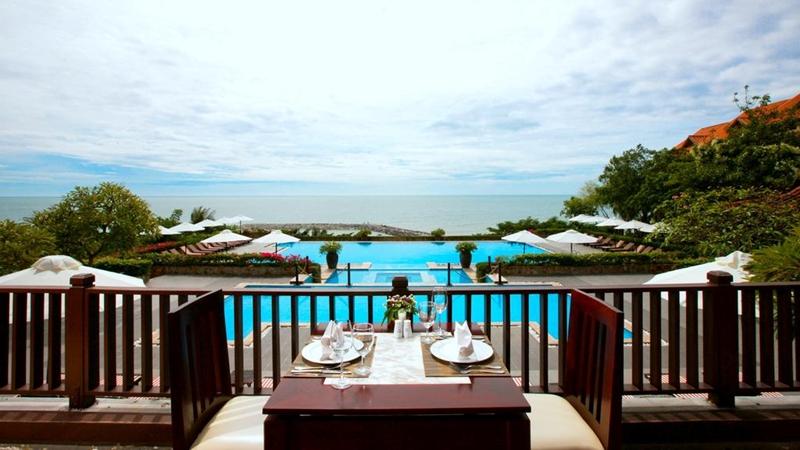 Khu nghỉ dưỡng Romana Resort & Spa Mũi Né - khách sạn Phan Thiết