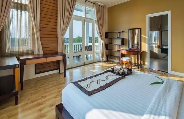 Sea Links Beach Villa - khách sạn Phan Thiết