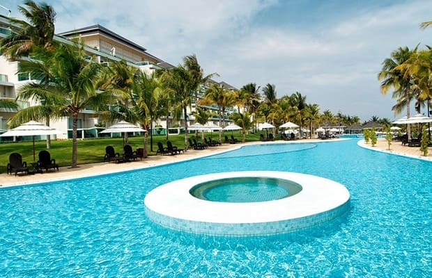 Sea Links Beach Villa thuộc khách sạn Phan Thiết  đẹp
