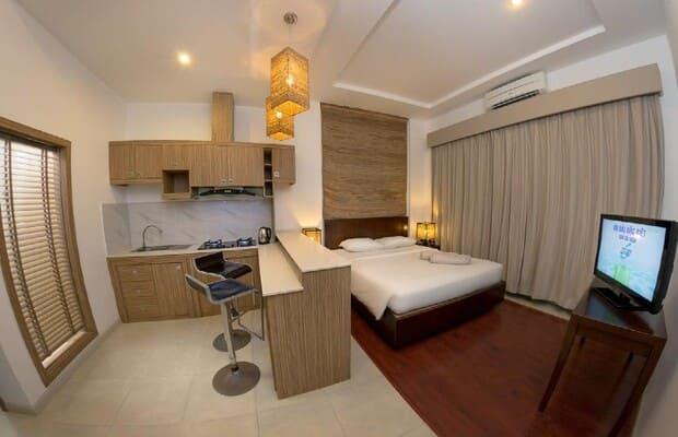 Surf4You Residence Mũi Né - khách sạn Phan Thiết