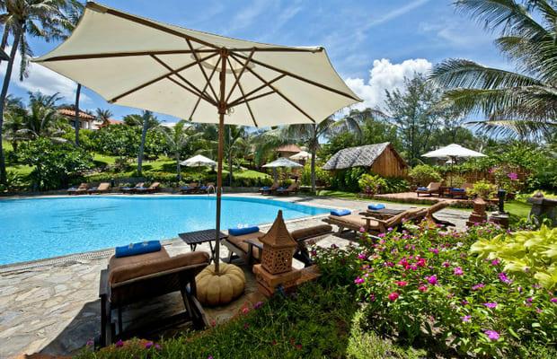 Khu nghỉ dưỡng Takalau khách sạn Phan Thiết