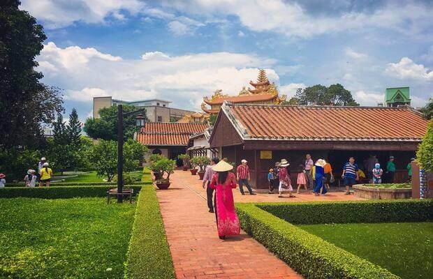 Xung quanh trường Dục Thanh có nhiều Khách sạn Phan Thiết