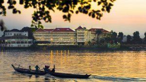 Khách sạn Victoria Châu Đốc An Giang