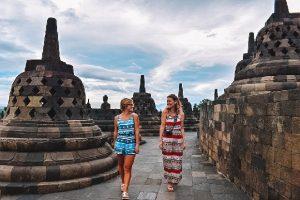 Thành phố cổ Yogyakarta điểm đến độc lạ của Indonesia