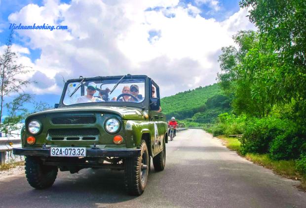 Jeep tour Đà Nẵng