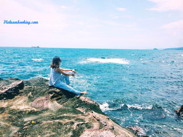 Biển Gành Dầu Phú Quốc - du lịch phú quốc hè