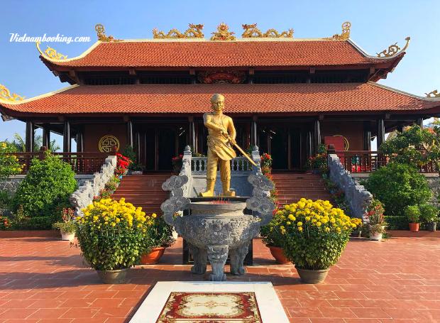 Đền thờ Nguyễn Trung Trực Phú Quốc - du lịch phú quốc mùa hè 2019